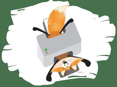 digital fox graphic design west cork