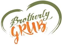 brotherly grub logo food trailer web graphic design cork by digital fox