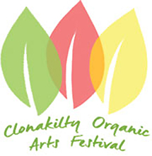 web graphic design clonakilty art festival